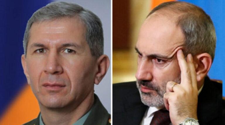 Կրքերը թեժանում են․Զինված Ուժերը պահանջում են ՀՀ վարչապետի և կառավարության հրաժարականը