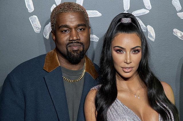 Ким Кардашьян разводится с мужем-рэпером, страдающим биполярным расстройством психики и желающим быть президентом США