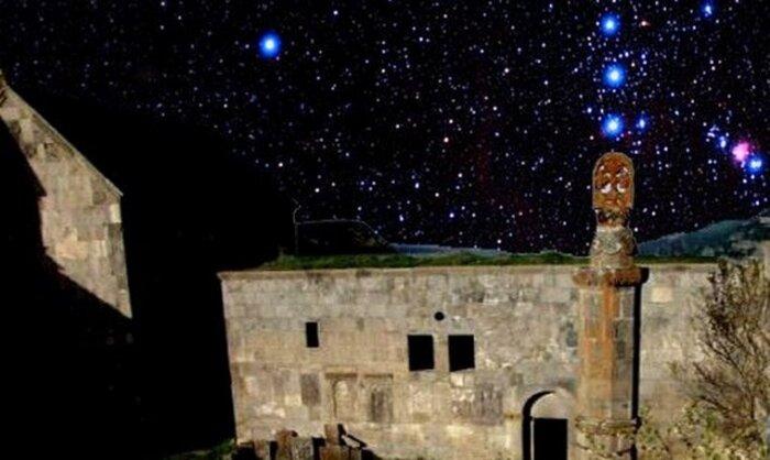 Татевская стела и ее связь с поясом Ориона: одна из величайших загадок Армении