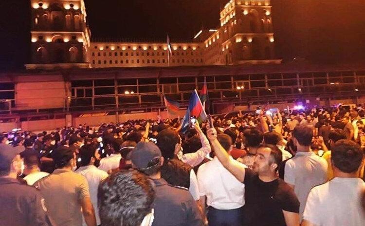 Власть Алиева в руках Армении: главное, что захватила армянская армия