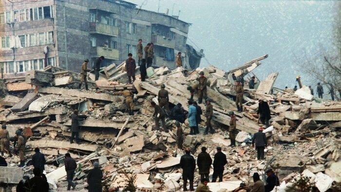 Было ли землетрясение в Спитаке спровоцировано искусственно?