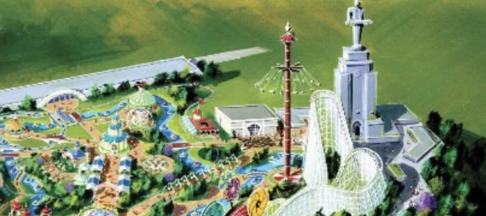 Мэрия Еревана мечтает превратить парк Победы в Диснейленд и ищет инвесторов. ФОТО