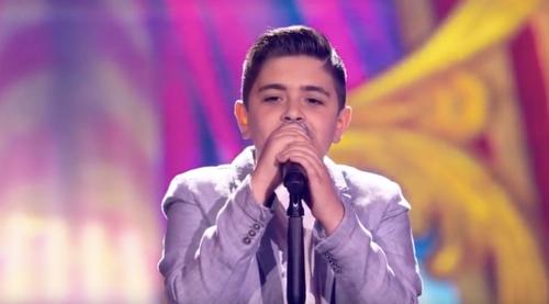 Армянский мальчик Давид взорвал зал в финале немецкого шоу «Голос. Дети». ВИДЕО