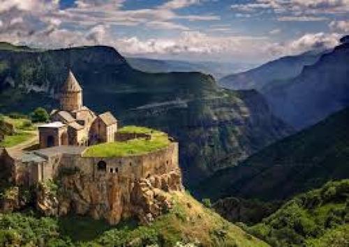 Райский уголок земного шара, или Армения и армяне глазами гостя из Таджикистана