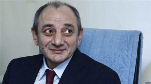 Коррумпированный и проворовавшийся Бако Саакян должен убраться из Арцаха, уступив место честным и порядочным людям, истинным патриотам