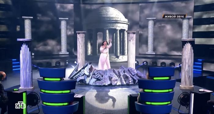 Сатеник Геворгян из Армении потрясла жюри шоу «Ты супер!». ВИДЕО