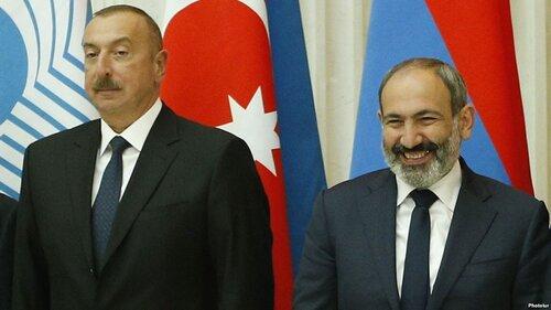 Мерзавец Алиев заявил, что собирается требовать у Армении компенсацию за «нанесенный во время войны ущерб», а также рассказал, как пожалел Пашиняна по просьбе Путина