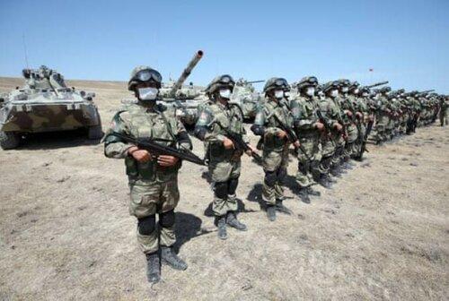 Турция заключила с вооющими против Арцаха сирийскими наемниками договора на 3–6 месяцев