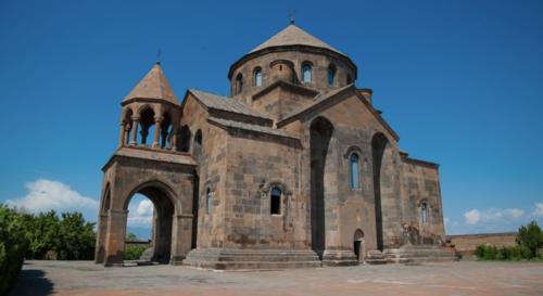 1400 лет в этом году исполняется храму Рипсимэ — шедевру раннего христианского армянского зодчества