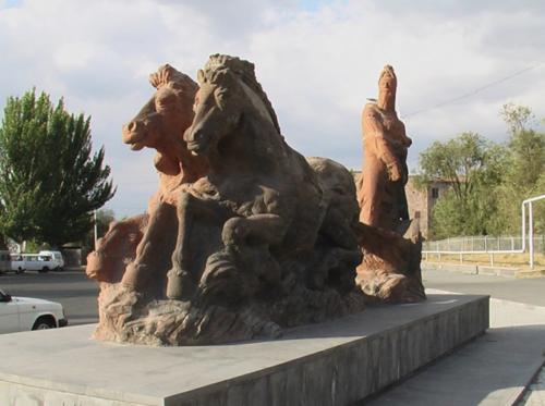 Уникальные надписи армянских и персидских царей: Ереван—2801