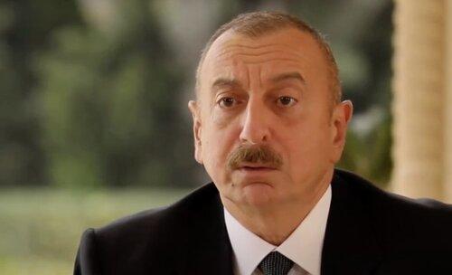 Позорное интервью Алиева британской ВВС: бакинский сатрап Турции готовится к Гааге