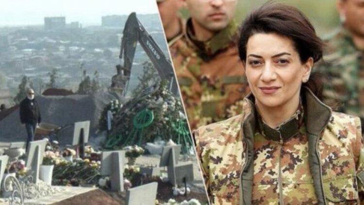 Мадам Эрато ждут в Степанакерте, чтобы надеть наручники