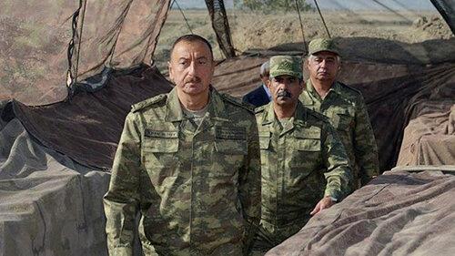 Перемирие по-азербайджански: заключили и тут же начали стрелять. Как долго Алиев будет корчить из себя придурка?