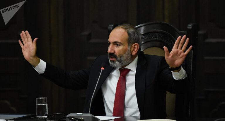 Փաշինյանը փորձված սուտասան է. Սենոր Հասրաթյան