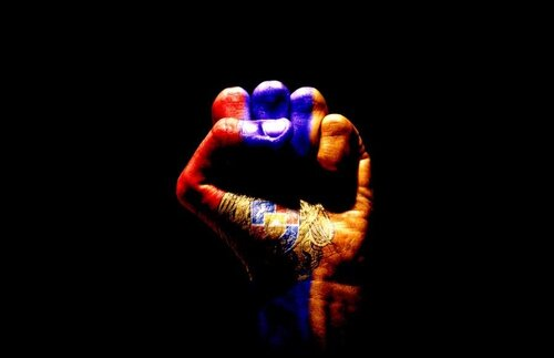 Армения уже который день подвергается азербайджанской агрессии: никакое «мировое сообщество» нас не защитит, нам нужно защищаться самим!