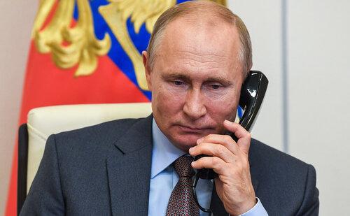 Владимир Путин серьезно озабочен и считает важным прекратить военные действия в Карабахе