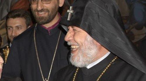 Сегодня ровно 20 лет, как католикосом за миллионы Луиз Манукян-Симон «избрался» Гарегин Б — величайшеепозорище армянской церкви, олигарх и мафиози