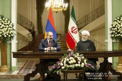 Пашинян заявил, что Армения заинтересована в поставках иранского газа по более низкой цене, чем закупает у России: резкое изменение ситуации