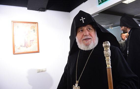 Католикос-олигарх: съемки с дрона скромной хижины и бизнеса Гарегина Б — главного безбожника среди армян. ВИДЕО