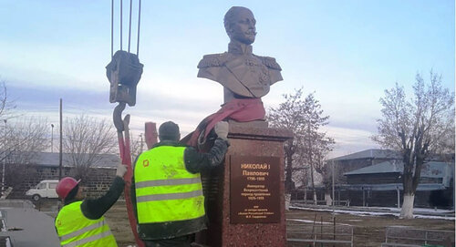 В Гюмри установлен бюст царю, завоевавшему Армению: о чем намекает Москва?