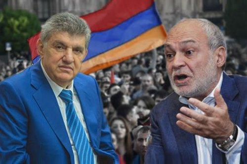 Позор армян России Ара Абрамян потерял память: надо срочно освежить ее и понять, почему господин Позор обиделся на Пашиняна