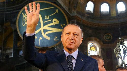 Турок остаётся турком всегда!