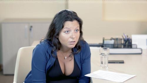 Ответ русской женщины Маргарите Симонян: »Зачем вы хотите рассорить наши народы?»