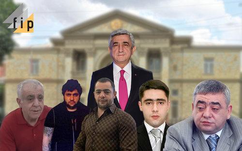 Семейные бизнесы кошмарных Саргсянов: сенсационное расследование
