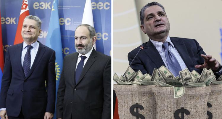 Почему коррупционер с большой дороги Тигран Саркисян продолжает занимать высокую должность: кто вернет украденное?