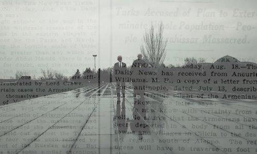Американская пресса сто лет назад трубила во все трубы о Геноциде армян: уникальная история, как двое армян собрали все статьи в десятитомное издание. ВИДЕО