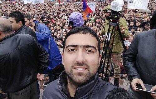 Пашинян — марионетка Сержа Саргсяна: бывший управделами Пашиняна убежден, что революция — это фейк, а страной до сих пор управляет бывший президент. ВИДЕО