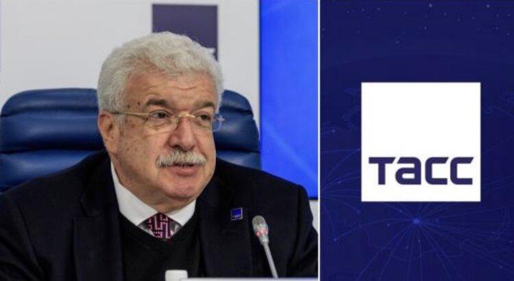 Позор Михаилу Гусману, развернувшему антиармянскую пропаганду в ТАСС, думающему, что российское государственное информагентство — это огород его отца