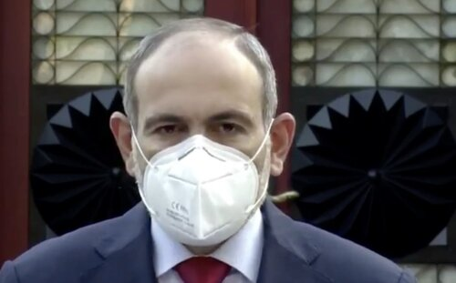 Пашинян: «Армения в аду, люди умирают из-за невозможности оказать медпомощь, мы сегодня были очень близки к объявлению жесточайшего карантина». ВИДЕО