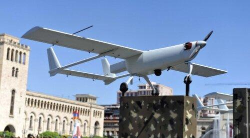 Ударные дроны армянского производства еще зададут тряску Азербайджану. ВИДЕО в действии