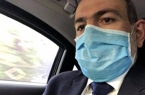 Армения смягчает режим ЧП: носить маски в автомобиле больше не нужно, а иностранцы уже могут въехать в Армению