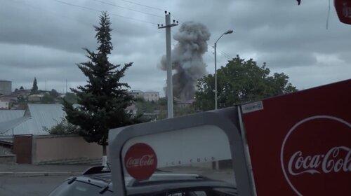 Непрекращающаяся бомбардировка Степанакерта: Азербайджан уничтожает гражданские объекты