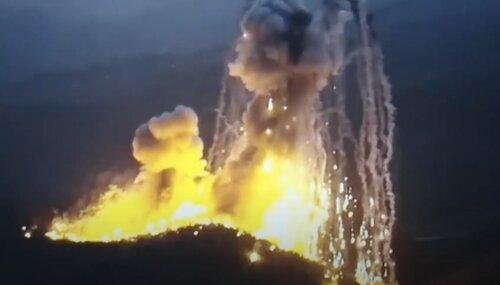 Преступление против мира: применение Азербайджаном фосфорного оружия против Арцаха чревато экологической катастрофой для всего региона