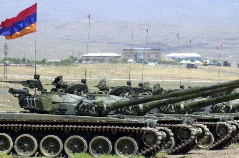 2020-ին Հայաստանի ռազմական ծախսերը նվազել են, իսկ Ադրբեջանինը` աճել. SIPRI