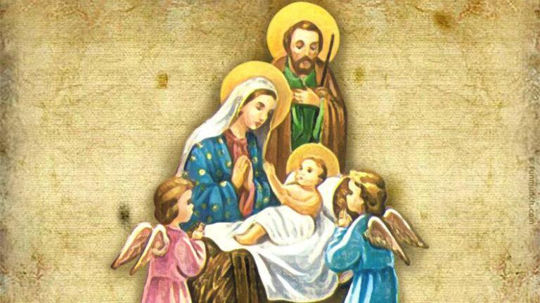 Ապրիլի 7․Այսօր Ս. Մարիամ Աստվածածնի Ավետման տոնն է