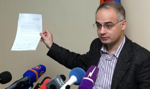 Հայաստանի ղեկավարը ստախոս է. Լևոն Զուրաբյան