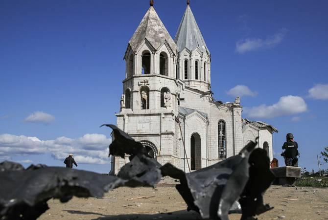 Շուշիի Սբ. Ղազանչեցոց եկեղեցու ռմբակոծումը կարող է որակվել որպես պատերազմական հանցագործություն․արձագանք՝ ԱՄՆ-ից