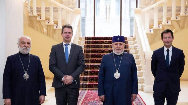 Հուսով եմ, Ադրբեջանի ագրեսիան կարժանանա Եվրախորհրդարանի պատշաճ արձագանքին.Գարեգին Երկրորդ