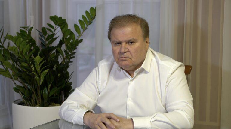 И восстану я, и восстанешь ты… Рубен Григорян о ситуации в Армении. ВИДЕО