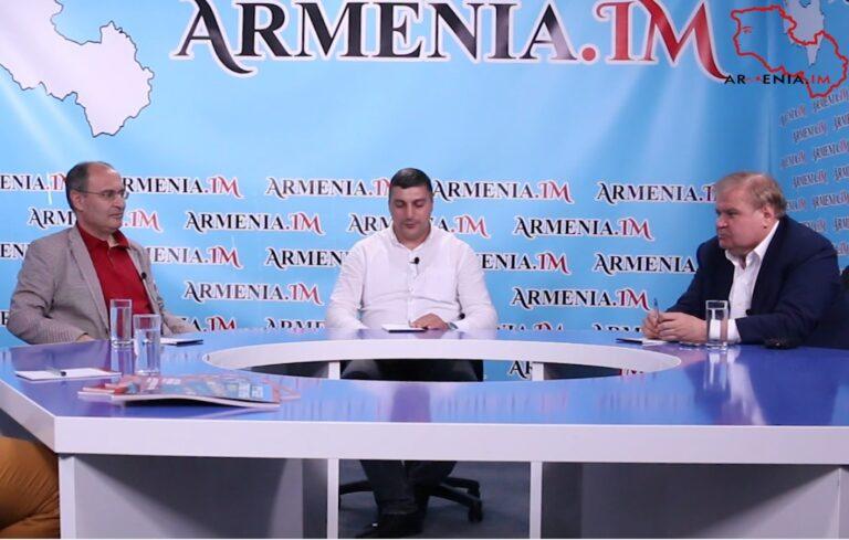 Национальный вопрос: во имя справедливости и законности (ВИДЕО: на армянском языке)
