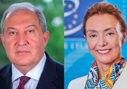 ԵԽ գլխավոր քարտուղարը պատասխանել է Հայաստանի նախագահին․թեման՝ հայ ռազմագերիների հարցն է․․․