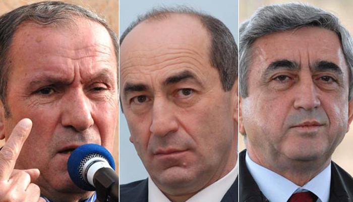 Հայաստանի բոլոր նախկին նախագահները պարտավոր են խոսել հենց այսօր․հանրային պահանջ