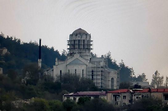 ԱՄՆ միջազգային կրոնական ազատության հանձնաժողովը մտահոգված է Ղազանչեցոց տաճարի վիճակով
