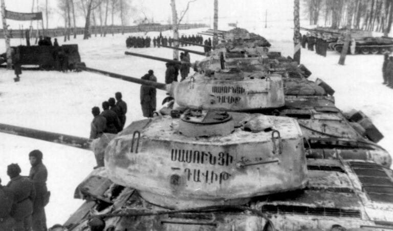 Вклад армянского народа в победу в Великой Отечественной войне