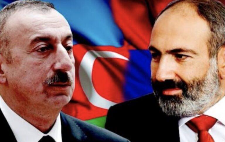 Интересы Пашиняна и Алиева против Армении совпадают: «Что хочу, то и подпишу!»