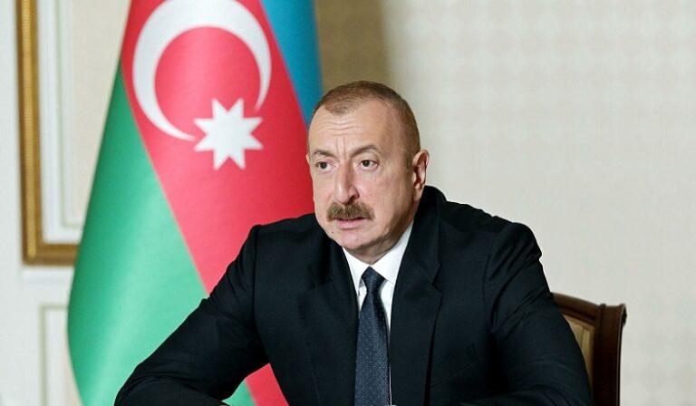 Ադրբեջանը պատրաստ է Հայաստանի հետ բանակցություններ սկսել խաղաղության պայմանագրի ստորագրման համար, սակայն Հայաստանը դեռևս չի արձագանքել. Ալիև